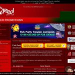32redpoker Sign Up Form