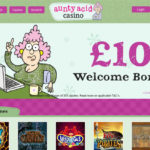 Aunty Acid Casino Promotion