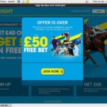 Become Betbright Member