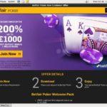 Betfair Bonus Poker