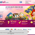 Bingohall Welcome Offer