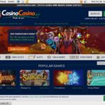 Casinocasino Account Bonus