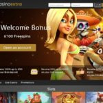 Casinoextra Free Signup Bonus