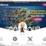 Casinoheroes Free Play
