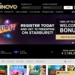 Casinovo Welcome Bonuses