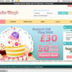 Cupcake Bingo Offers Uk