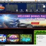 Dream Palace Casino Bet