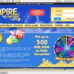 Empire Bingo Free Signup Bonus