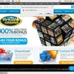 Free Virtual Casino Account
