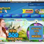 Games Lucky Touch Bingo