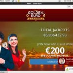 Golden Euro Casino Place Bet