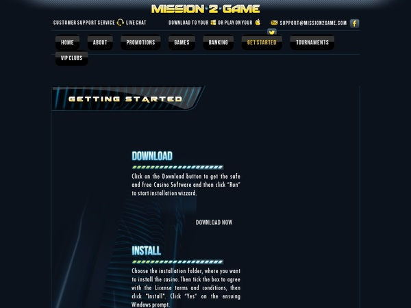 Mission 2 Game Bonus Poker