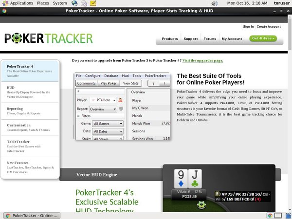 Pokertracker Poker Tracker