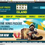 Reel Island Welcome Bonus