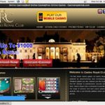 Royal Casino Club New Account Offer