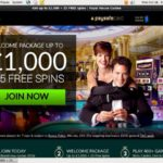 Royal House Casino Free Spins