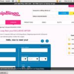 Setup Gossipbingo Account