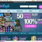 Slots Cafe Freespins