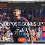 Sport Nation Sign Up Code