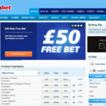 Sporting Bet UK Anmeldebonus