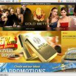 Gold Betting Spil Bonus