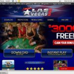 Las Vegas USA Casino New Account Promo