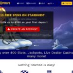 Spin Prive Casino Sign Up