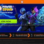 Powerspins Paypal Offer