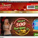 Charmingbingo Blackjack Limit