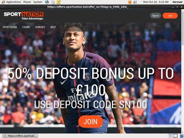 Paypal Sportnation