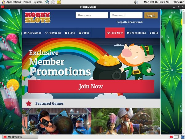 Mobbyslots Welcome Bonus No Deposit