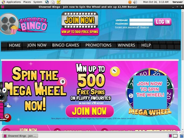 Best Slots Showreel Bingo