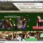 Fairway Casino Scratch Games