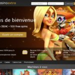 Casino Extra (French) New Customers