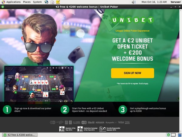 Unibet Poker Pay By Phone Bill