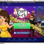 Rejoignez Vegas World