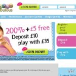Bingofabulous Offers Uk