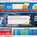Rocket Bingo Starburst Free Spins
