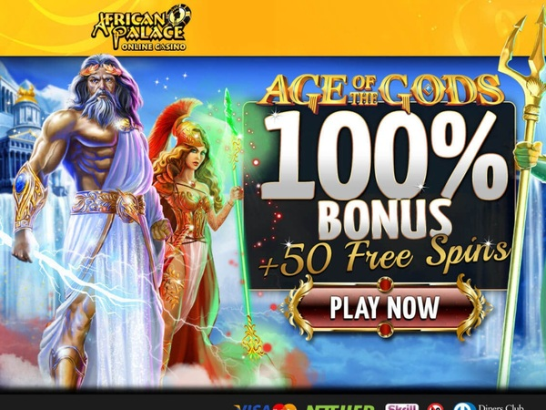 African Palace Welcome Bonus No Deposit