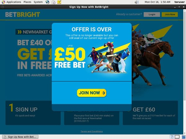Betbright No Verification