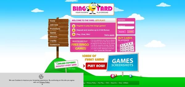 Bingoyard Besten Casino Bonus