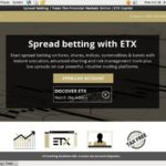 ETX Capital Bookmakers