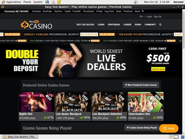 Pornhubcasino Pay With Paypal