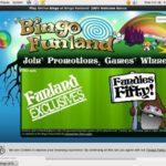 Bingo Funland Betting Slip