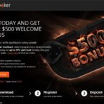 Partypoker Register Page