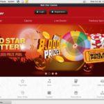 Red Star Slots Credit Card