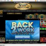 Account VIP Power Lounge