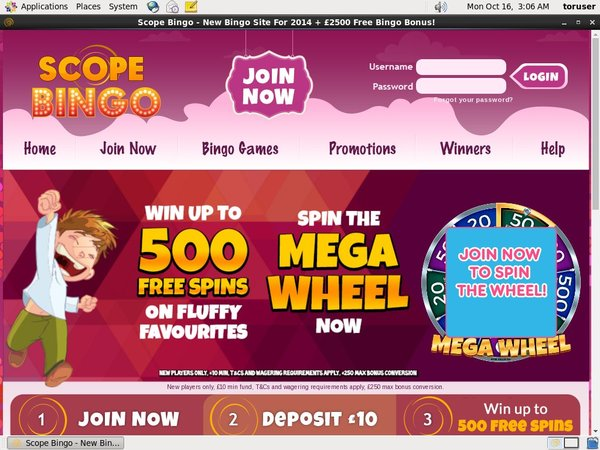 Scopebingo Best Slots
