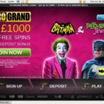 Euro Grand Casino Pounds No Deposit