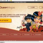 Queen Vegas Signup
